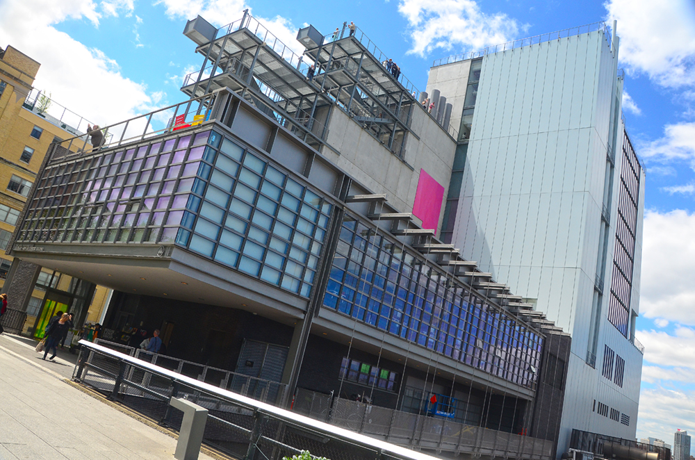 The new Whitney
